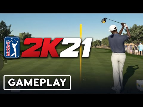PGA Tour 2K21 - 4K Gameplay | Summer of Gaming 2020