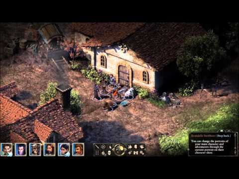 Pillars Of Eternity - Gameplay - 1080P HD