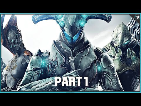Let's Play Warframe Part 1 - Blind Playthrough | PS4 Pro Gameplay