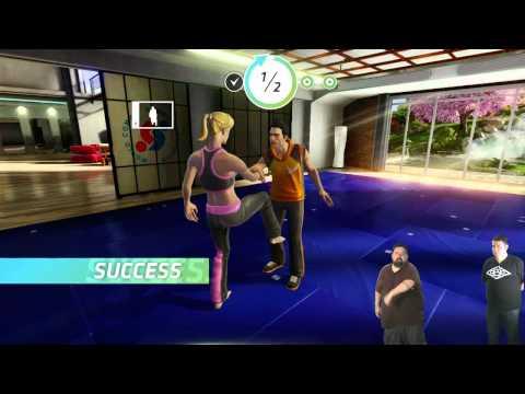 Self-Defense Training Camp - Gameplay