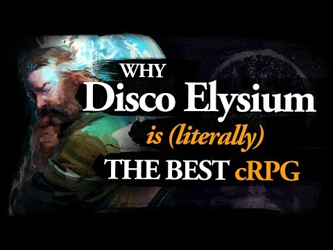 Disco Elysium is a Role-Playing Dream Come True
