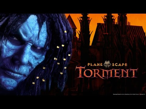 Planescape: Torment: Enhanced Edition [First 56 Minutes] - Gameplay PC