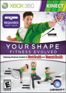 Your Shape Fitness Evolved (Xbox 360)